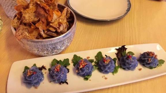 Dumplings at kiin