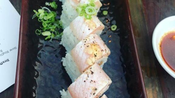 Chef Daniel Barron reviews Hedgehog Roll at Wrench & Rodent Seabasstropub