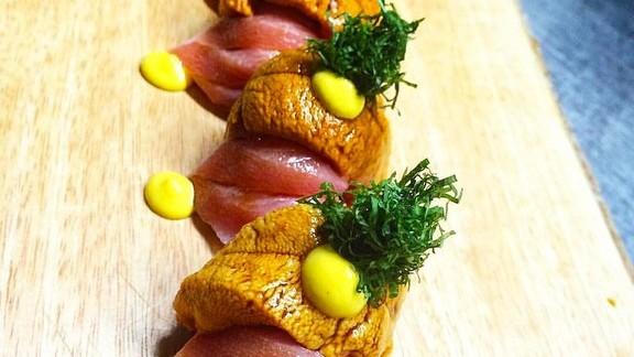 Chef Antonio Park reviews Toro, uni at Park Restaurant