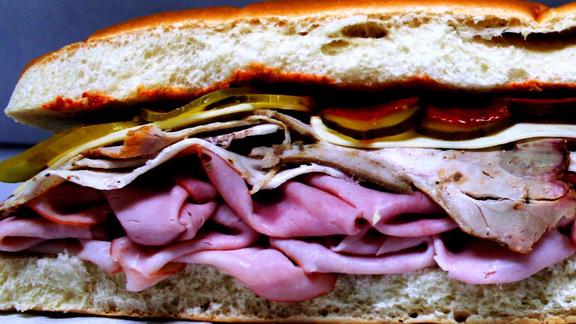Sarussi original at Sarussi Cafeteria