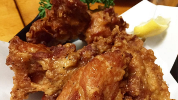 Chef Melissa King reviews Karage at