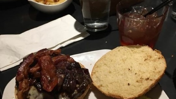 Burgers!   at FlipSide