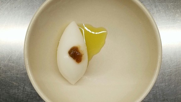 Rice Milk and Ume at Aster