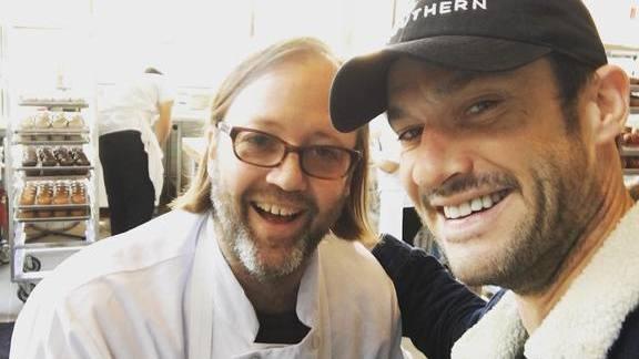 Chef Sam Talbot reviews Donuts at Du's Donuts