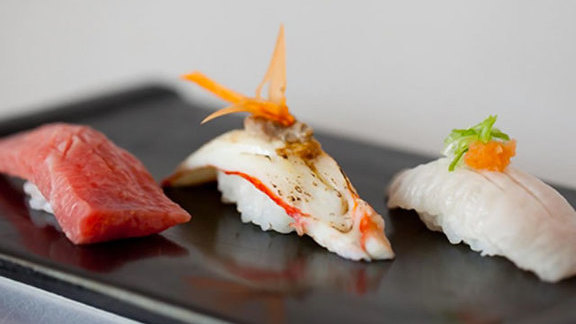 Chef Telmo Faria reviews Omakase at
