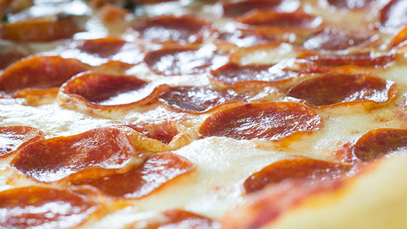 Pizza at Gigio's Pizzeria