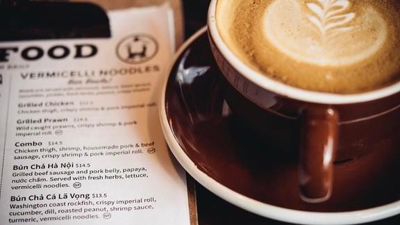 Espresso at Ba Bar