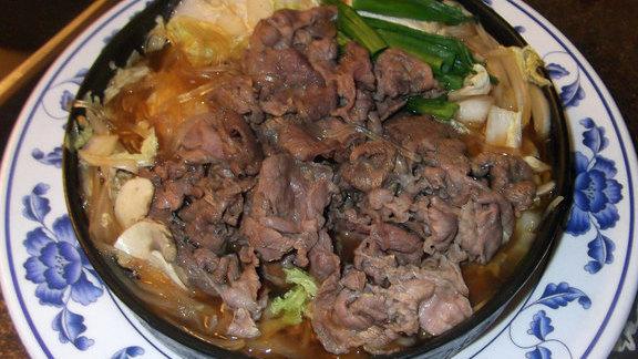 Chef Eric Tanaka reviews Sukiyaki at