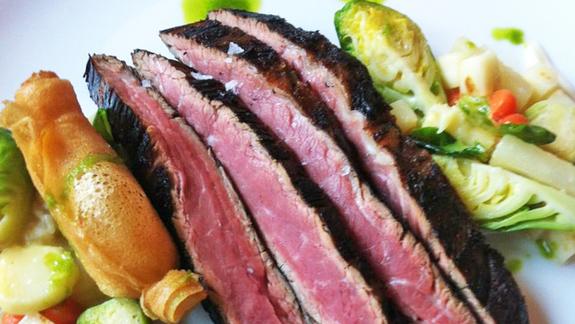 La bistecca at Drago Centro