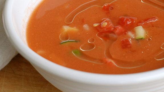 Chef George Sabatino reviews Soup du jour at