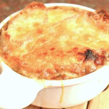 Soup A L'oignon  at Lolita Tartine