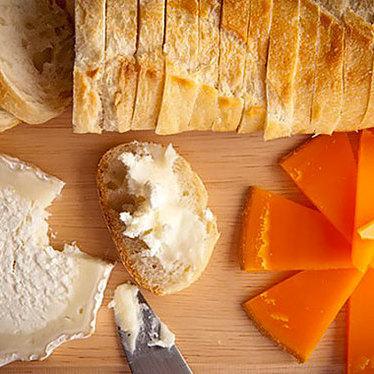 Cheese plate at Bin 152