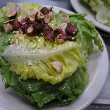 Salade verte at Le Pichet