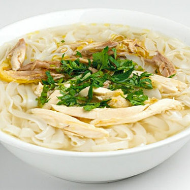 Phở gà at Turtle Tower Restaurant