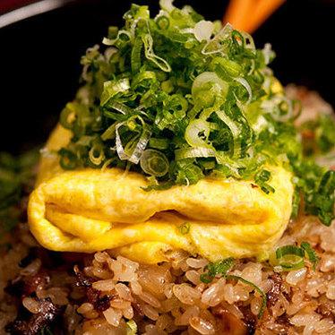 Oxtail fried rice at Blue Ribbon Sushi