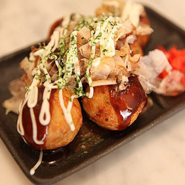 Takoyaki at Izakaya Masa