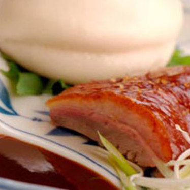 Peking Duck at Yank Sing
