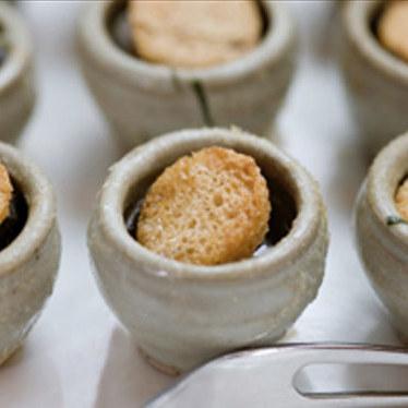 Escargots de Bourgogne at Bistrot la Minette