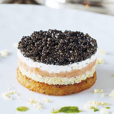 Caviar at Michael Mina