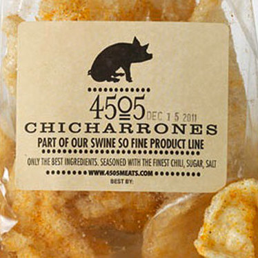 Chicharrónes at 4505 Meats/Chicharrones