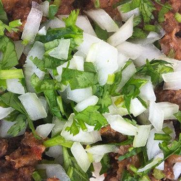 Beef tacos at TacoDeli