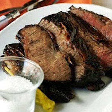 Entraña Fina con la Piel at La Boca Steaks