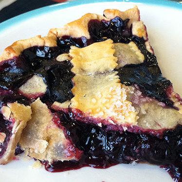 Pie at Hoosier Mama Pie Co.