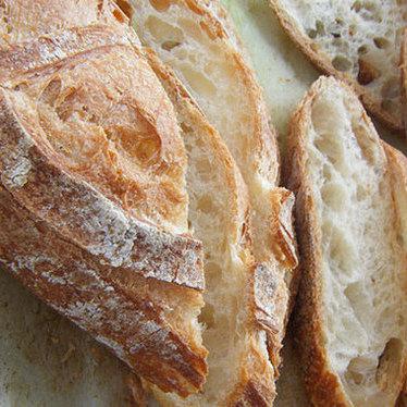 Baguette at Superba Food + Bread