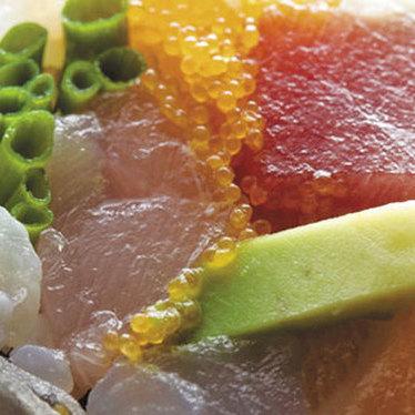 Chef's selection of sushi & sashimi at Nobu