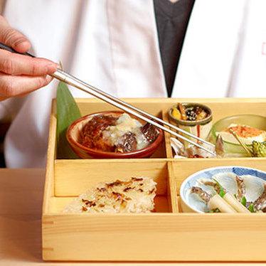 Bento box at NAOE