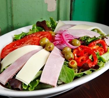 Ensalada Delux at Sol Food Puerto Rican Cuisine