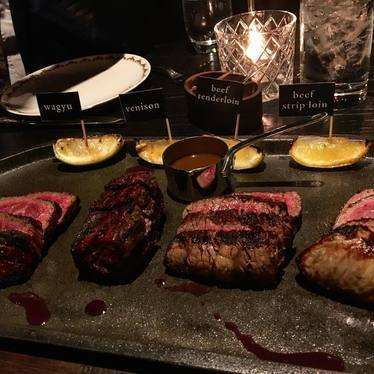Carnivore steak tasting at GT Prime