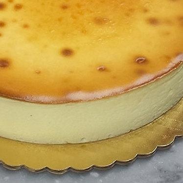 New York cheese cake at Veniero's Pasticceria & Caffe