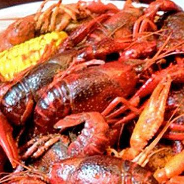 Crawfish at Pappadeaux Seafood Kitchen