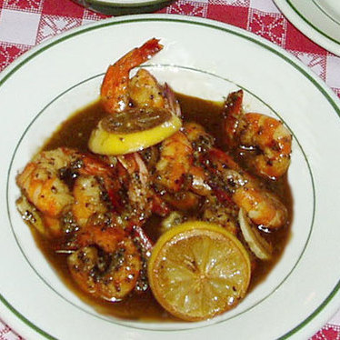 New Orleans Bar-B-Q Shrimp at S.&D. Oyster Company