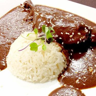 Mole de mama cata at Mesa Veracruz Coastal Cuisine