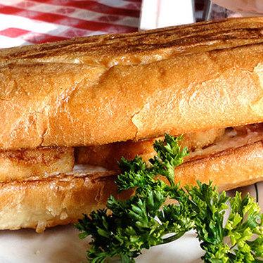 Shrimp loaf at S.&D. Oyster Company