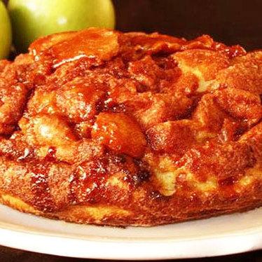 Apple pancakes at Walker Bros Original Pancake House