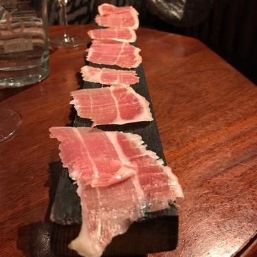 Country Ham & Bourbon at Husk Restaurant