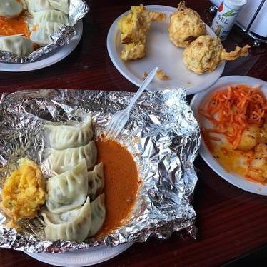 Dumplings at Loga's Corner