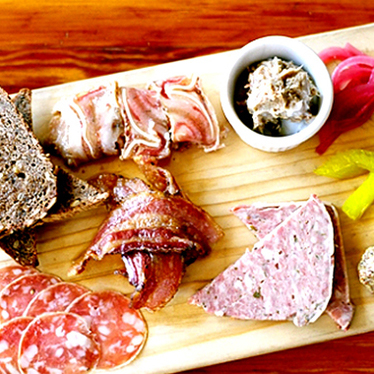 Charcuterie at Ned Ludd