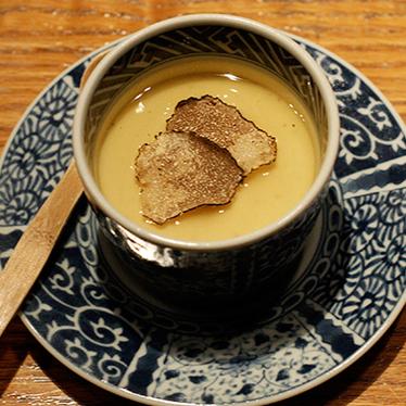 Truffle chawanmushi at EN Japanese Brasserie