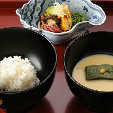 """Hana"" menu at Kajitsu"