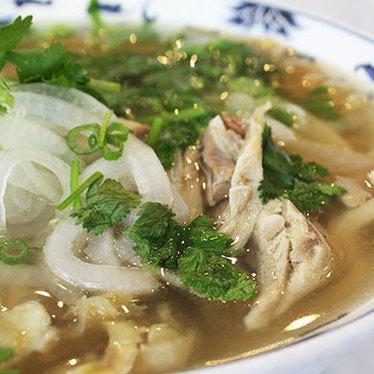 Phở gà at Thai Son