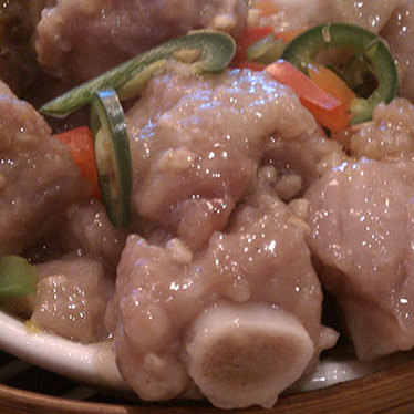 Steamed pork spare ribs at HK Dim Sum