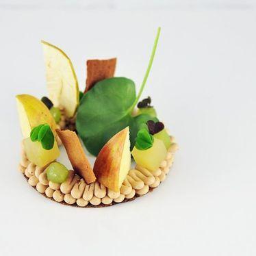 Foie apple at Tippling Club