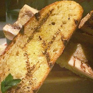 Bone marrow at Tar & Roses