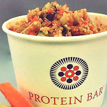 Buffalo Bowl at Protein Bar