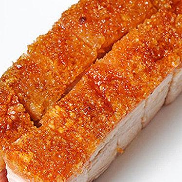 Macau style roast pork belly at MingHin Cuisine
