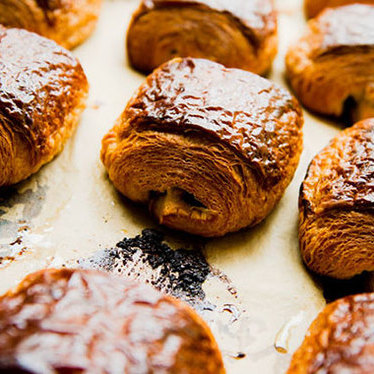 Double pain au chocolat at Tartine Bakery